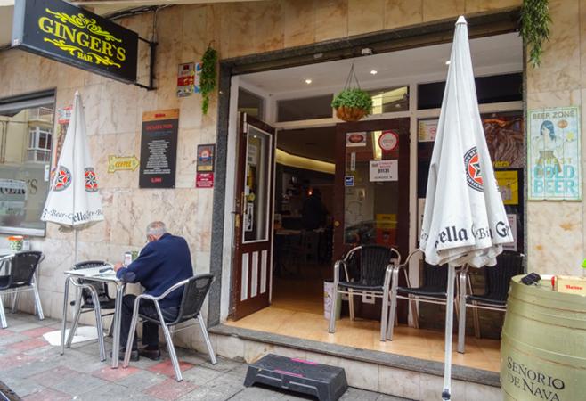 Café Bar Ginger's V