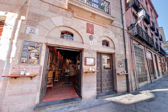 Restaurante Racimo de Oro